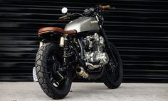 Redeemed Cycles CB750