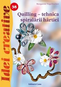 Quilling Tehnica Spiralarii Martie, Quilling, Education, Products, Bedspreads, Teaching, Quilting, Onderwijs, Quilling Art