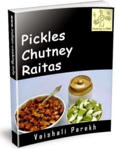 Easy indian recipes simple homemade dal curry you can make at free books book 94 pickles chutney raitas indian cookbook forumfinder Image collections