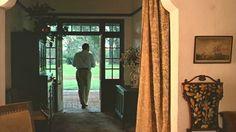 Karen Blixen's house in Out of Africa - The screenplay was written by Kurt Luedtke, inspired by Judith Thurman's book Isak Dinesen: The Life of a Storyteller.