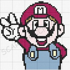 Luciane ponto cruz: graficos do super mario bros