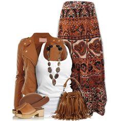 A fashion look from May 2015 featuring adidas tops, Rosetta Getty clogs and Jody Candrian necklaces. Browse and shop related looks. Mode Outfits, Fall Outfits, Casual Outfits, Fashion Outfits, Womens Fashion, Look Hippie Chic, Look Boho, Shopping Outfits, Moda Hijab