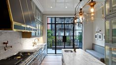 A West Village Townhouse Transformed and More!