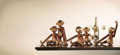 We love Design: Holzaffe von Kay Bojensen | online kaufen im stilwerk shop | ab € 119,-