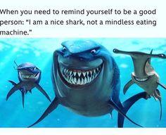 Always be nice!