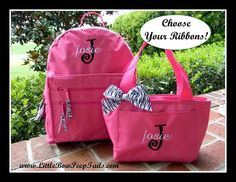 So cute for back to school!