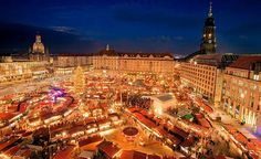 Striezel Christmas Market - Germany
