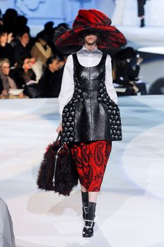 Marc Jacobs at New York Fashion Week Fall 2012 - StyleBistro