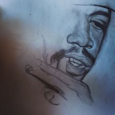 Unfinished #jimihendrix