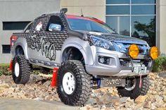 Isuzu Sumo Bakkie Driving Academy, Driving Test, Event Solutions, Roof Rails, Brand Management, General Motors, Chevrolet, Branding