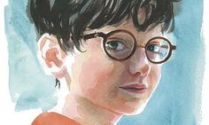 New spells … Jim Kay's fresh vision of Harry Potter