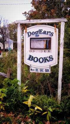 DogEars Books. Hoosick Falls, NY