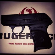 My Ruger LCP 380 Auto:)