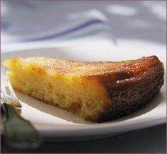 Torta de queso criolla  Venezuelan style cheese cake