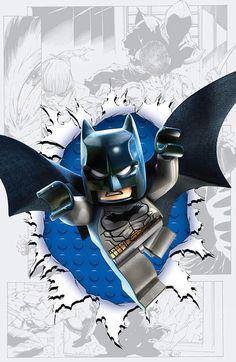 Neste ano, a DC Comics tem lançado suas revistas mensais com capas alternativas focando em um tema diferente a cada mês. Em novembro, será a marca Lego.
