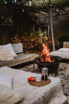 Staying at Camellas-Lloret Near Carcassonne - Bon Traveler Outdoor Rooms, Outdoor Gardens, Outdoor Living, Outdoor Decor, Hygge, Ideas Cabaña, Best Boutique Hotels, Cosy Corner, Backyard Games