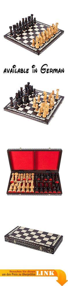 B01MS7AQW5 : Schach Schachspiel CAESAR - 60 x 60 cm - Schachfiguren geschnitzt aus Kirschholz. Schachspiel ist eigenhändig aus Sykomorenholz hergestellt und Seidenglänzend lackiert.. Die Maße der Schatulle: Offen 600 x 600 mm Geschlossen 600 x 300 x 70 mm.. Die Figuren sind aus Kirschholz gedreht lackiert und mit Filzsockel.. Die Höhe des Königs: ca. 140 mm;