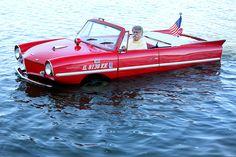 車だ!ボートだ!いやアンフィカーだ!