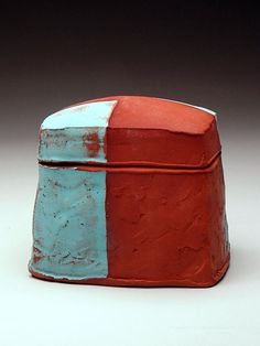 Sunshine Cobb Small Sugar Box at MudFire Gallery