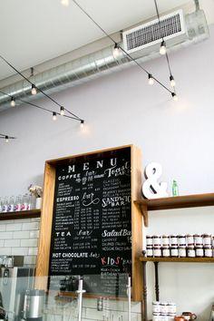 Charming Coffee Shop Tour with Lavender & Honey Espresso Bar