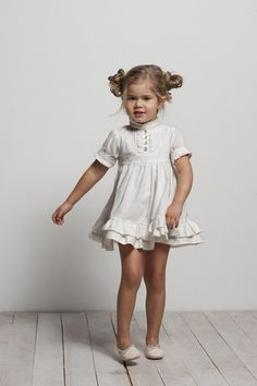 short and twirly. #estella #designer #kids #fashion