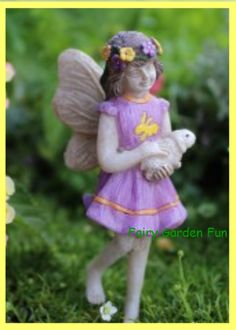 Fairy Willow With Bunny WFG036