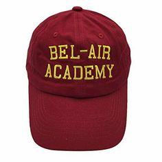 9fe3edd8f0a74 binbin lin Bel Air Academy Hat Baseball Cap Embroidered Cap Baseball Hat Dad   fashion