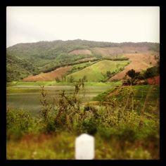 dam in Chiang rai