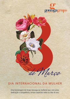 8 de Março - Dia Internacional da Mulher on Behance