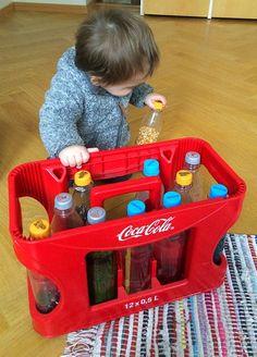 Lieblingsspielzeug für Babys zum selber basteln