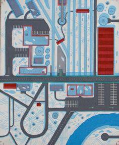 Helge Reumann, Kramer's Ergot #6 back cover, 2006