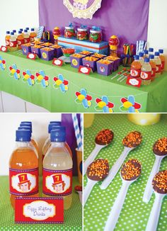{Magical} Willy Wonka Birthday Party // Hostess with the Mostess®