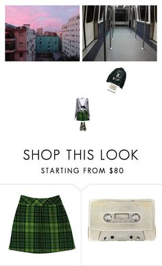 """***"" by peachy-bee ❤ liked on Polyvore featuring Anna Sui, Dr. Martens, FUCT, Uslu Airlines and FISICO-Beach Couture"