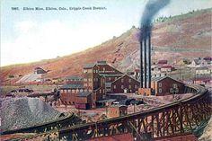 Elkton Mine, Colorado