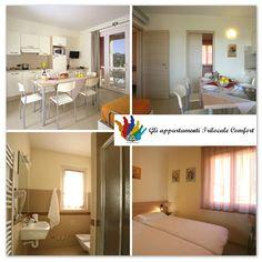 appartamento trilocale comfort, villaggio lago di Garda, Sirmione
