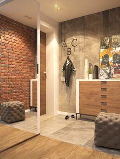 Лучший Как обустроить маленькую Прихожую в квартире мебелью? Красивые современные Интерьеры (205+ Фото)