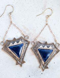 My favorite jewelry at Pandora - Fine Jewelry Ideas Aztec Jewelry, Boho Jewelry, Beaded Jewelry, Fine Jewelry, Gold Jewellery, Jewelry Shop, Jewlery, Silver Jewelry, Beaded Earrings