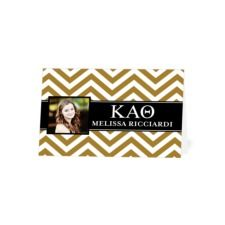 Kappa Alpha Theta graduation collection.  My sister would die for this pattern!!! #TinyPrintsGrad
