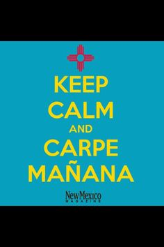 Land of Mañana ! From NM magazine FB Page.