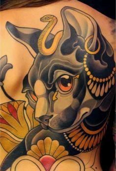 Egyptian Tattoos Design Ideas For Men and Women