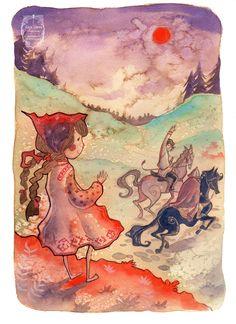 Katschawatscha - 'Take care, Aljoscha' by Miss-Belfry.deviantart.com on @DeviantArt