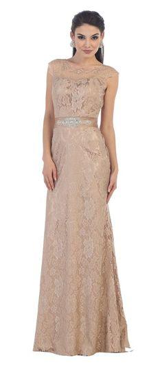 Long Plus Size Dress Formal Prom Dress Groom