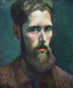 Self Portrait - john petts