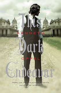 Steph's Stacks: Book Review: This Dark Endeavor by Kenneth Oppel
