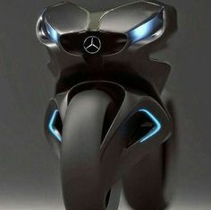 Mercedes Motorcycle