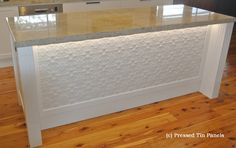 pressed metal kitchen bench - Google Search