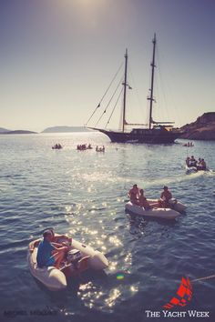 Beyond perfect! Yacht Week Greece<3