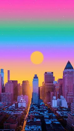 New York Morning IPhone Wallpaper - IPhone Wallpapers