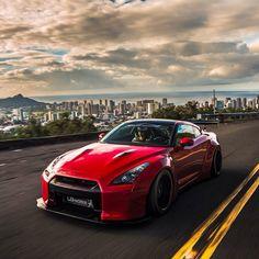 Red GTR