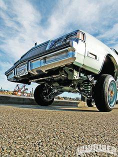 1986 Buick Regal Jump
